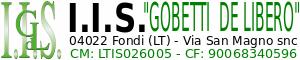 """I.I.S. """"GOBETTI - DE LIBERO"""""""